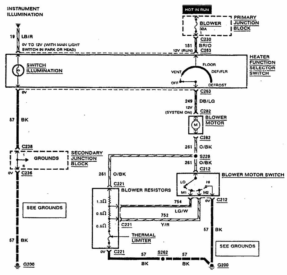 2000 mercury stereo wiring diagram