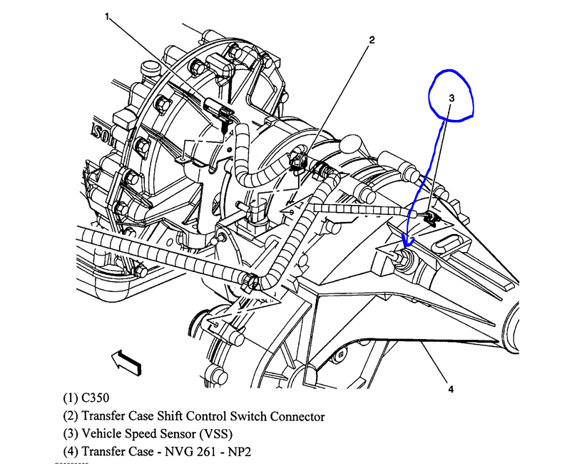 2001 chevy tahoe transfer case diagram  2001  free engine image for user manual download