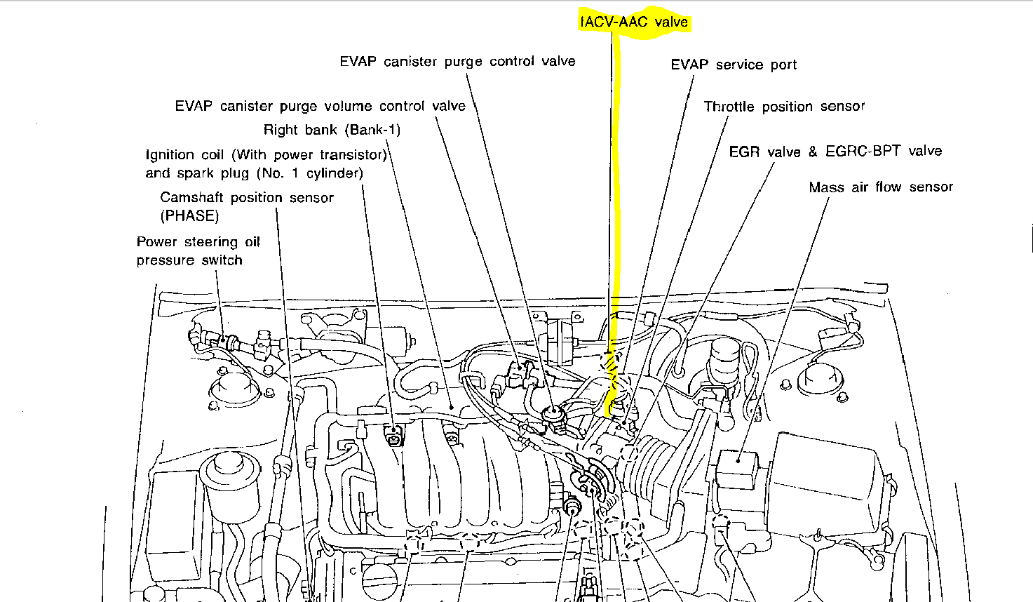 nissan maxima engine diagram  nissan  free engine image