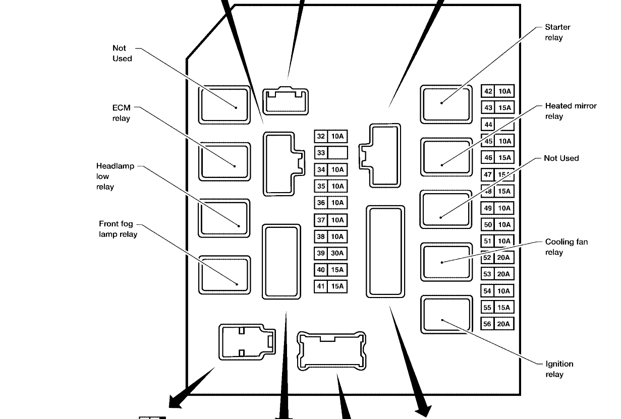 Wiring Diagram For 2008 Nissan Titan : Nissan titan fuse box diagram proteckmachinery