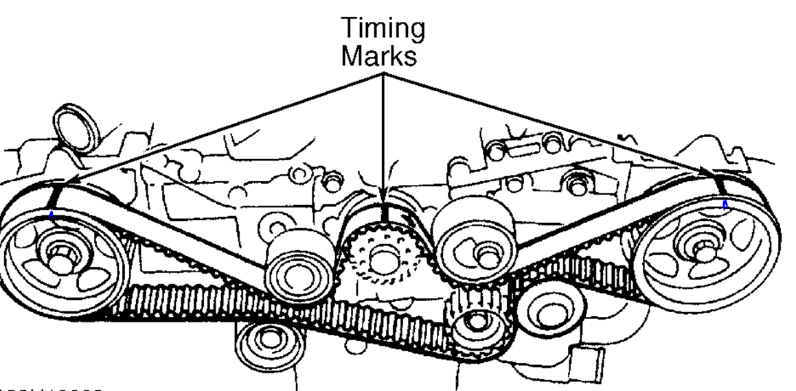 3d5ft Timing Marks Subaru on Subaru Forester Engine Diagram
