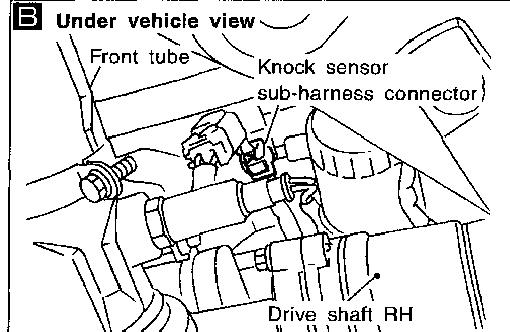 Nissan 350z Oil Pressure Sensor Location