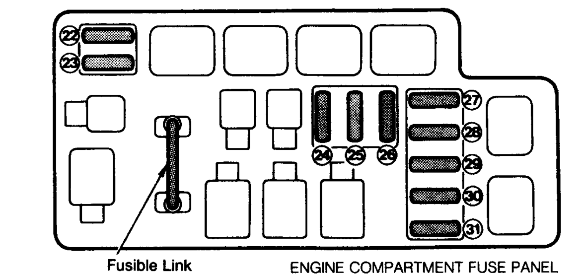 1996 subaru legacy fuse box pictures to pin on pinterest