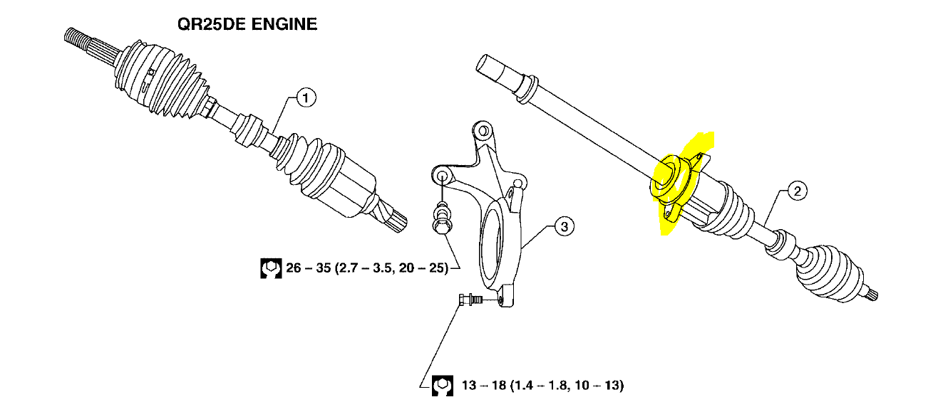 subaru diagram carrier bearing  subaru  free engine image