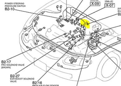 Land Rover Wiring Diagram Series 2 Html furthermore Scion Fr S Seat Harness Install as well Engine Wiring Harness For 1995 Ford Thunderbird together with 2001 Kia Sportage 2 Door additionally 1973 Camaro A C  pressor Wiring. on 2013 mustang stereo wiring diagram