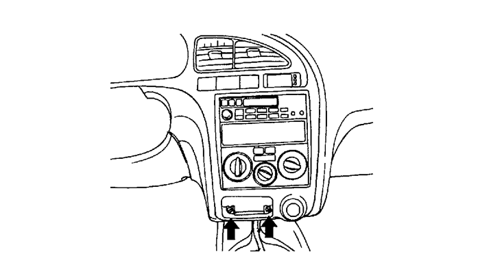 have 2003 elantra  need instructions for removal of radio