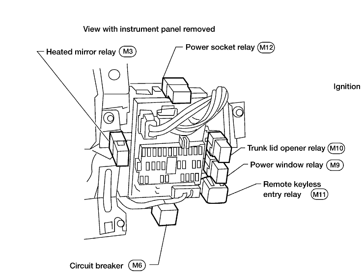 2007 nissan quest blower motor resistor location  2007
