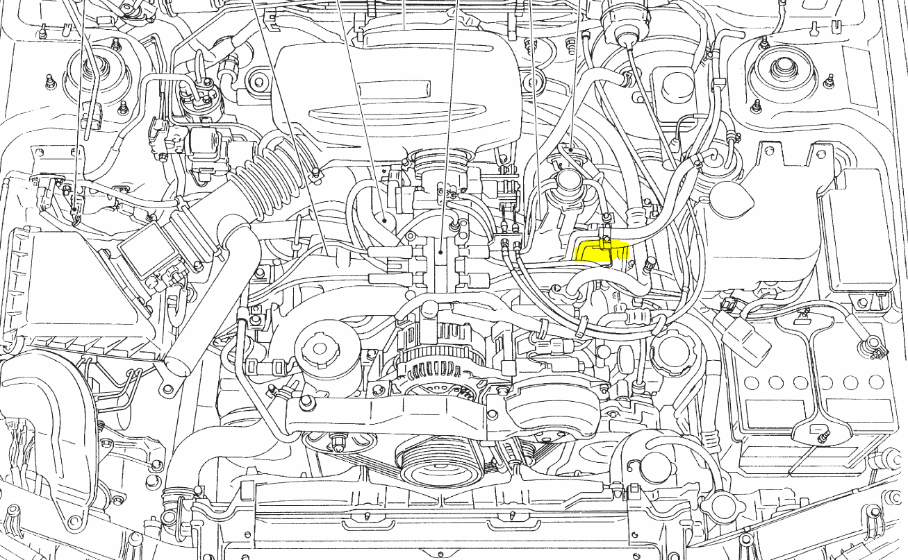 2008 subaru wrx engine diagram 2010 subaru forester engine