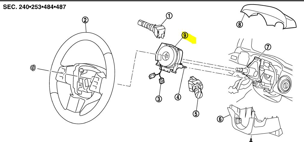 nissan steering wheel control wiring harness nissan fog lights