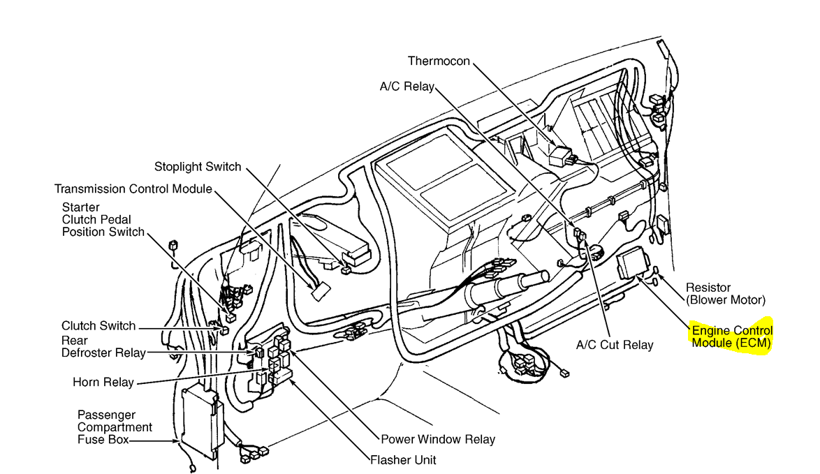 2003 kia spectra repair diagrams
