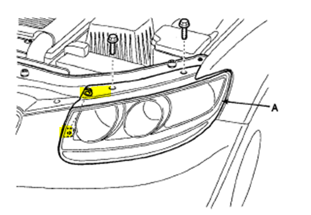 how to change headlight bulb on 2008 hyundai santa fe