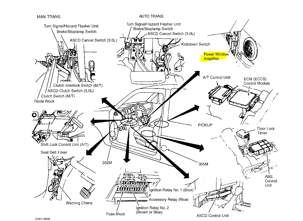 2008 nissan altima fuel injector diagram