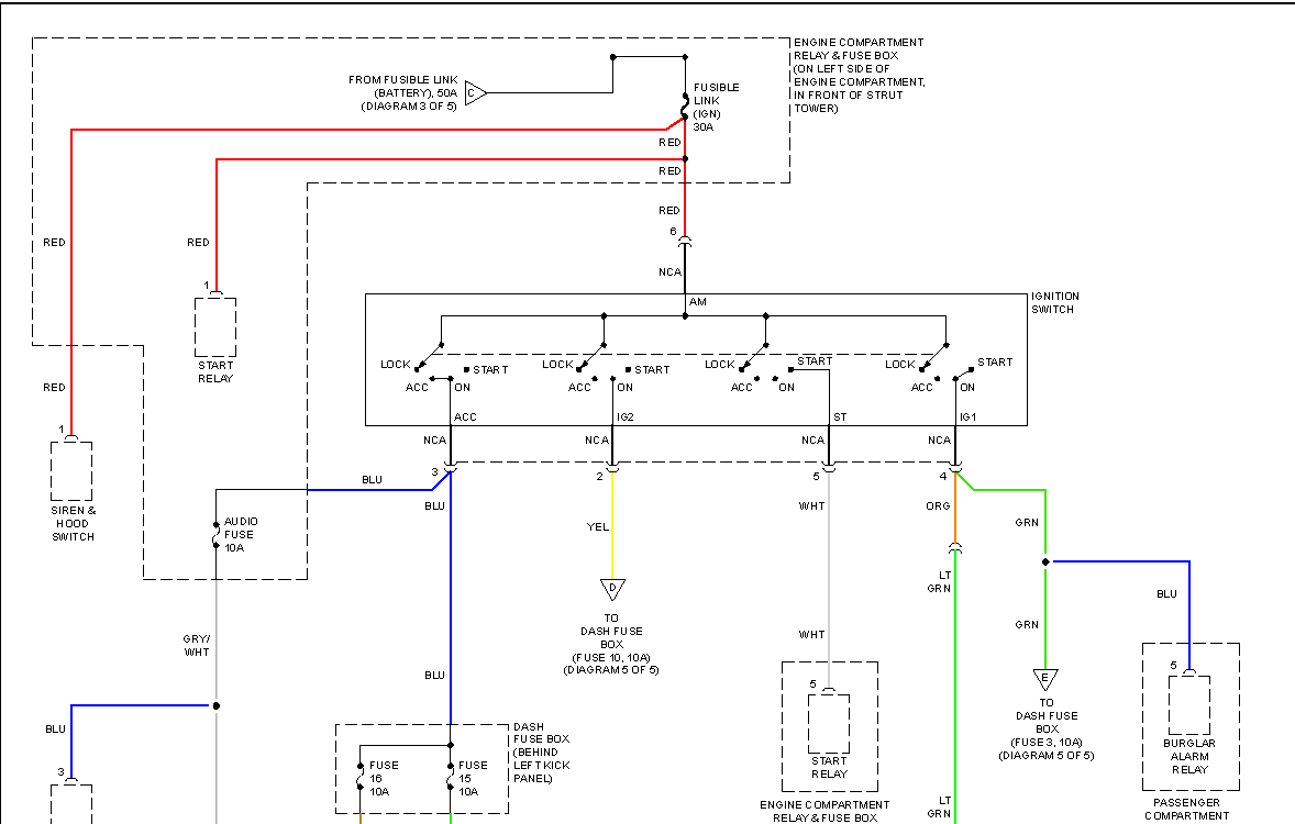 2008 Hyundai Accent Radio Wiring Diagram Reveolution Of Suzuki Xl7 I Need A In Order To Identify The Wires At 2007 2006