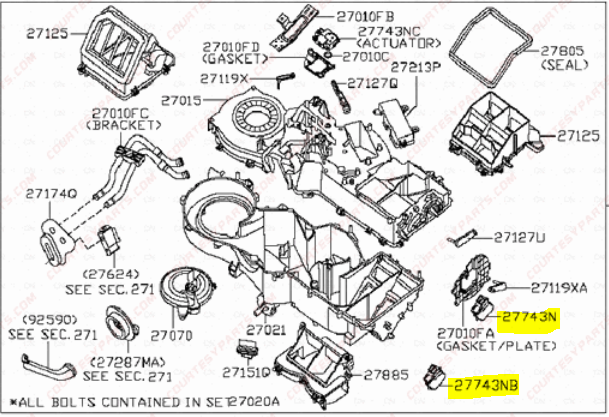 Index together with P0791 2010 toyota camry as well No Heat In Car Or Heat Is Always On furthermore Index likewise 2tzfb Replace Egr Valve 1998 I30 Infinity Steps. on nissan maxima 2012