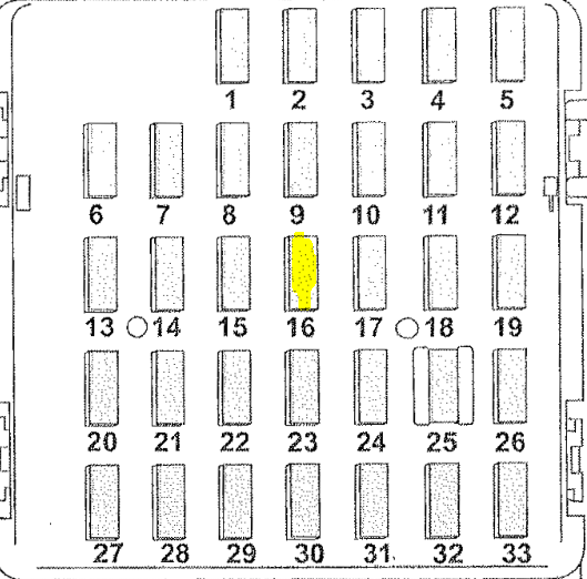 Capture on 2013 subaru legacy fuse diagram