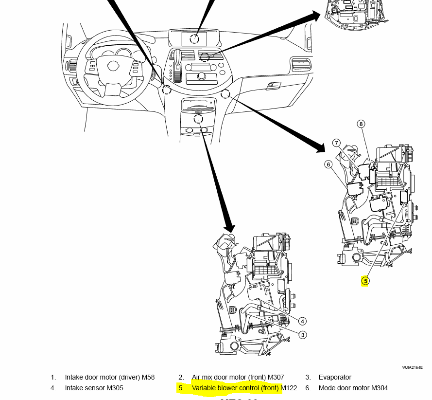 Toyota Camry 2002 Toyota Camry Serpentine Belt Replacement besides Bank One O2 Sensor Location moreover 2zmlj Need Replace Thermostat 2003 Deville Northstar as well Saab Blower Motor Resistor Location further Maf Sensor Location. on 2001 ford focus map sensor location