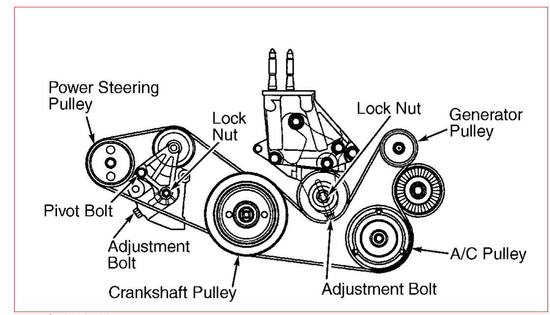 2006 kia sedona belt diagram  2006  free engine image for