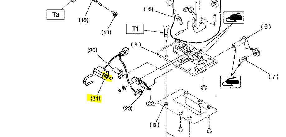 1993 subaru 4eat transmission diagram