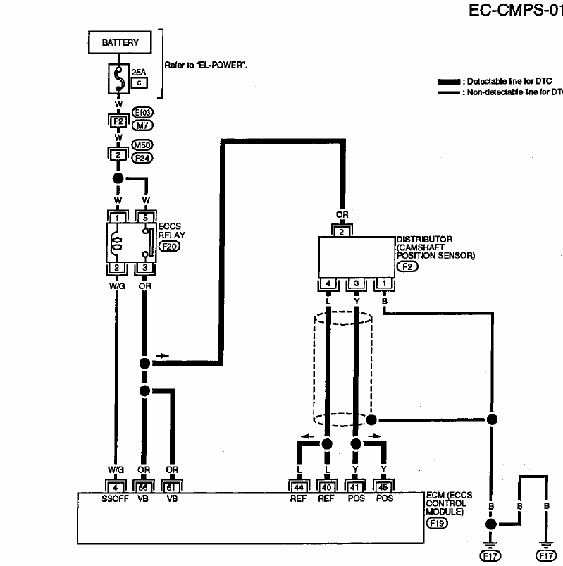 wiring diagram for 1995 nissan altima