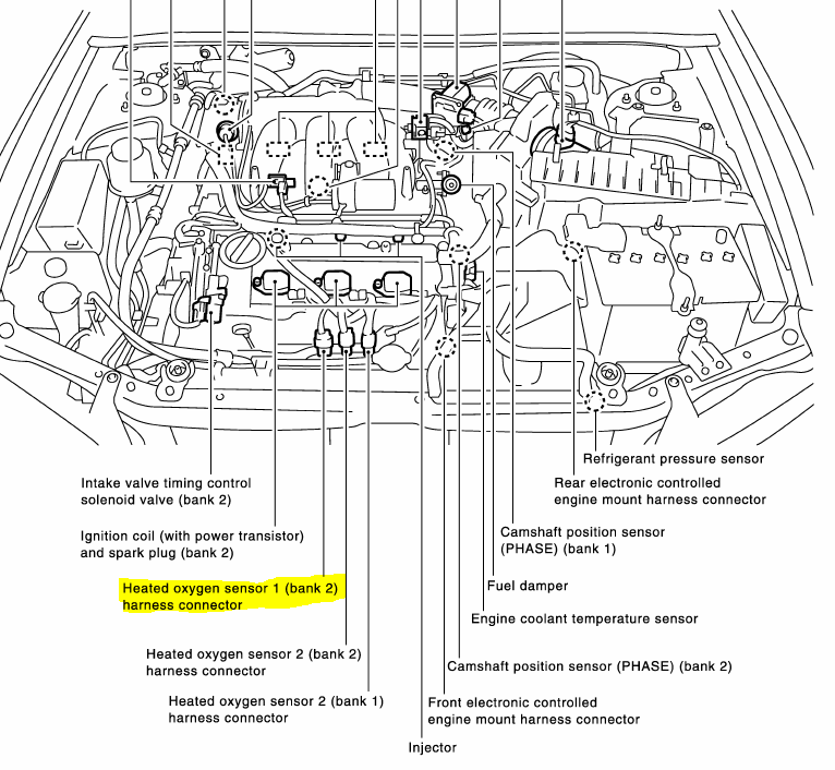 nissan trouble code p0037