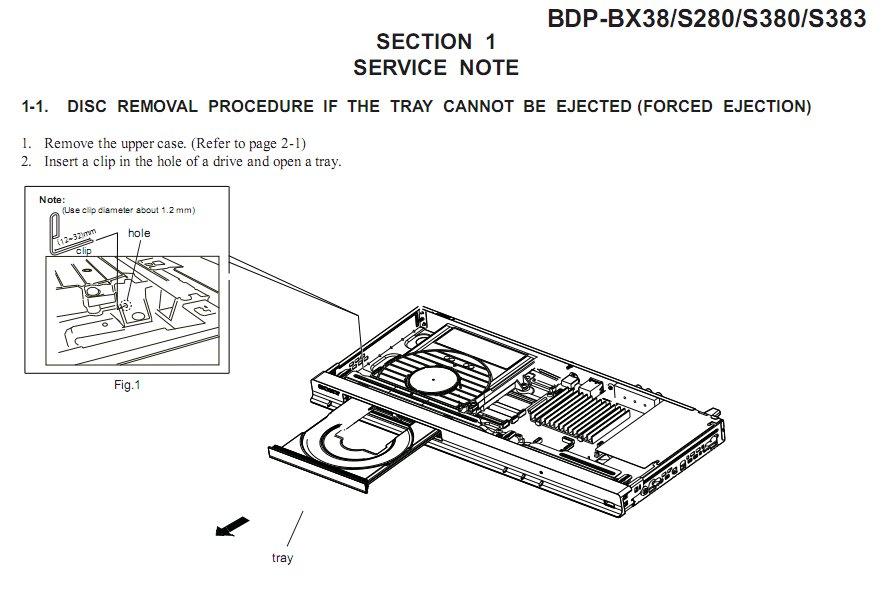 sony blu ray disc dvd player manual