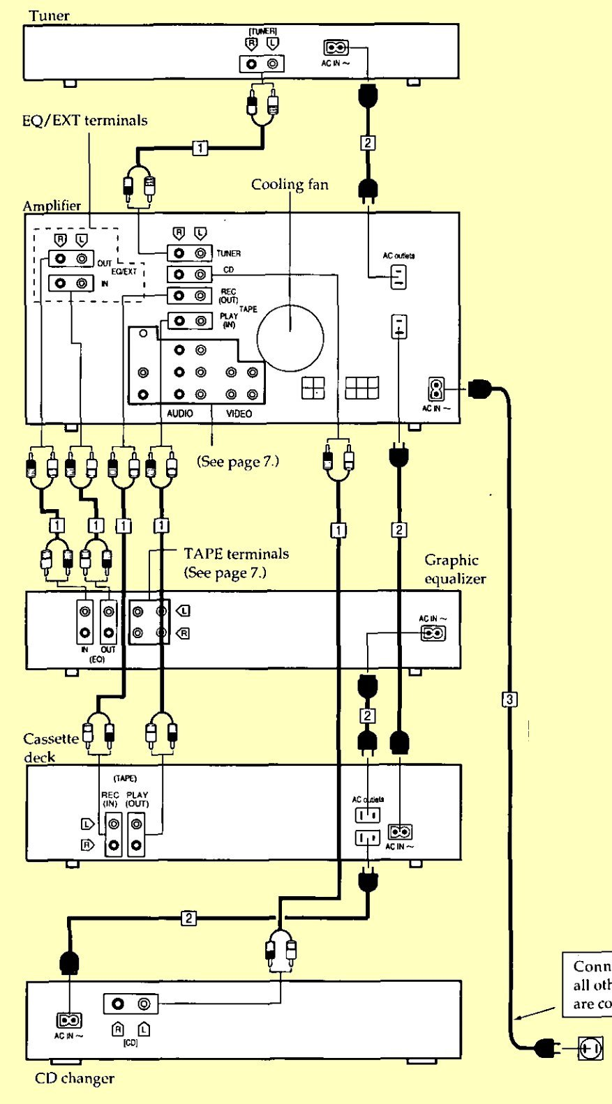 Home Stereo Wiring Diagrams Another Blog About Diagram A Theater System Dell Speaker Get Free