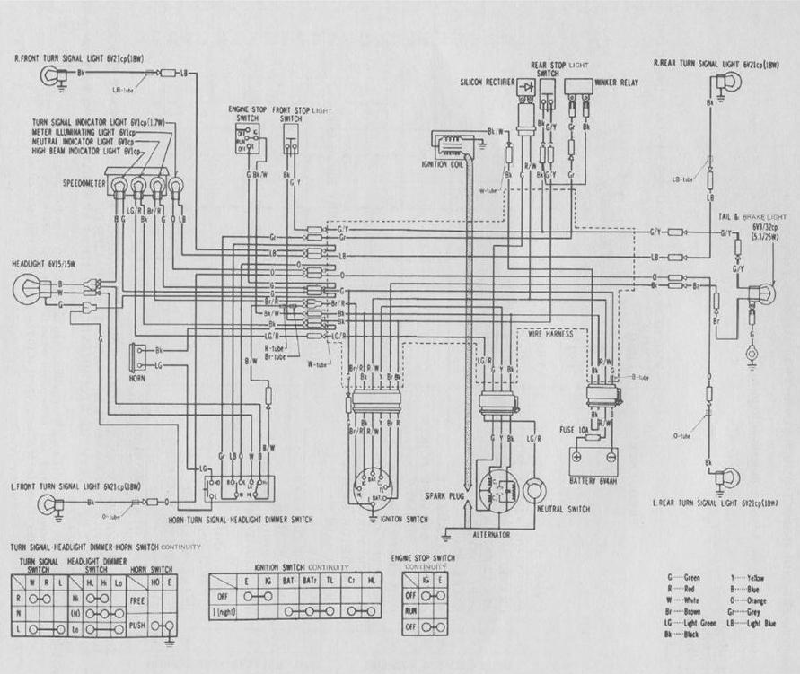 honda xl80 wiring diagram electrical diagrams forum u2022 rh jimmellon co uk
