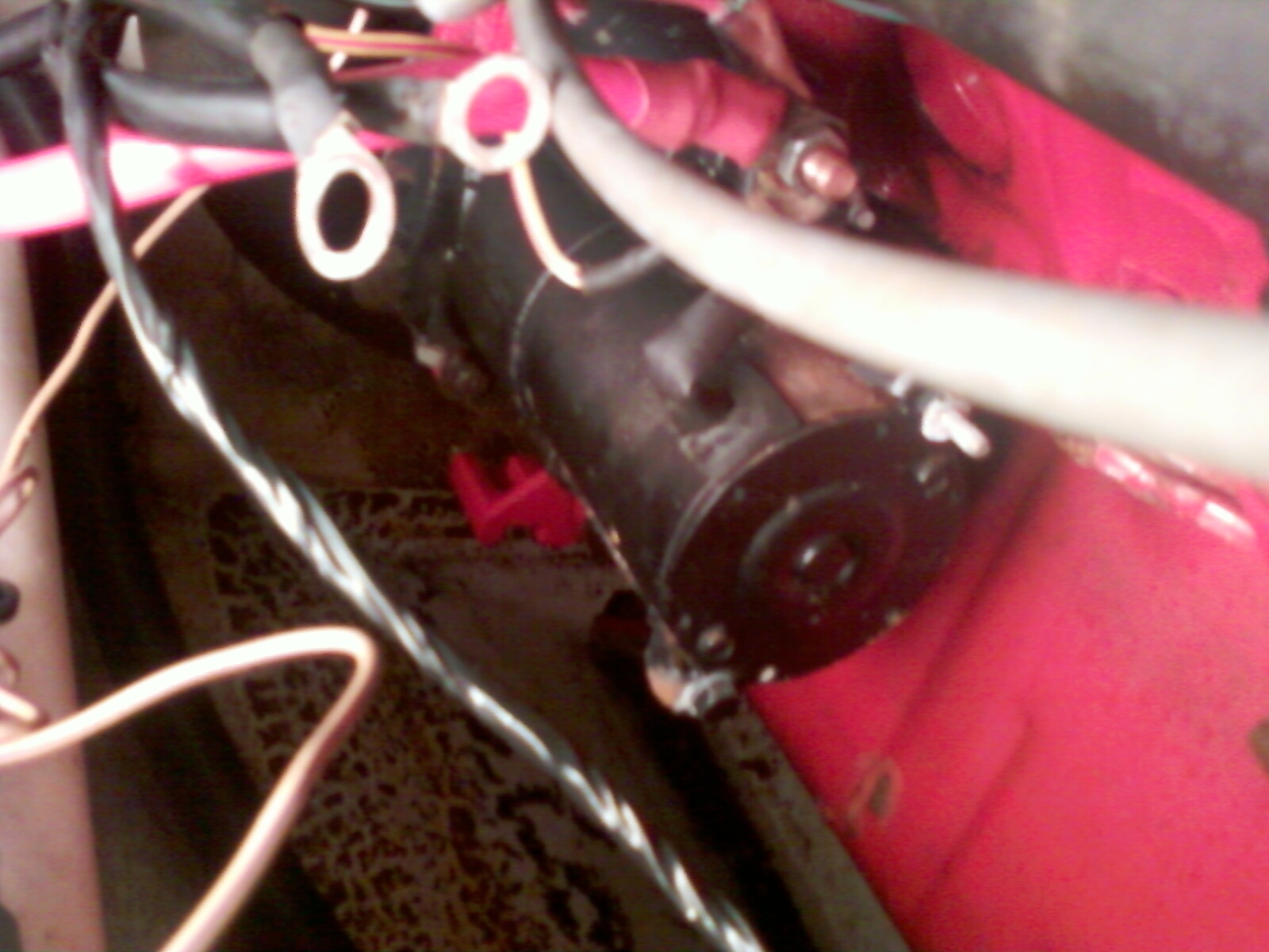 Volvo Starter Wiring Diagram : My son recently replaced the starter on our volvo