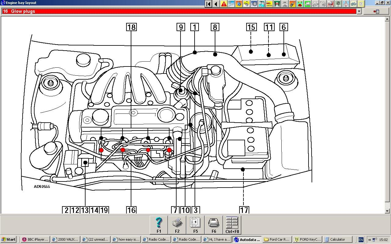Ford Fiesta Audio Diagram Wiring Will Be A Thing Fuse Box Mk6 Radio Power