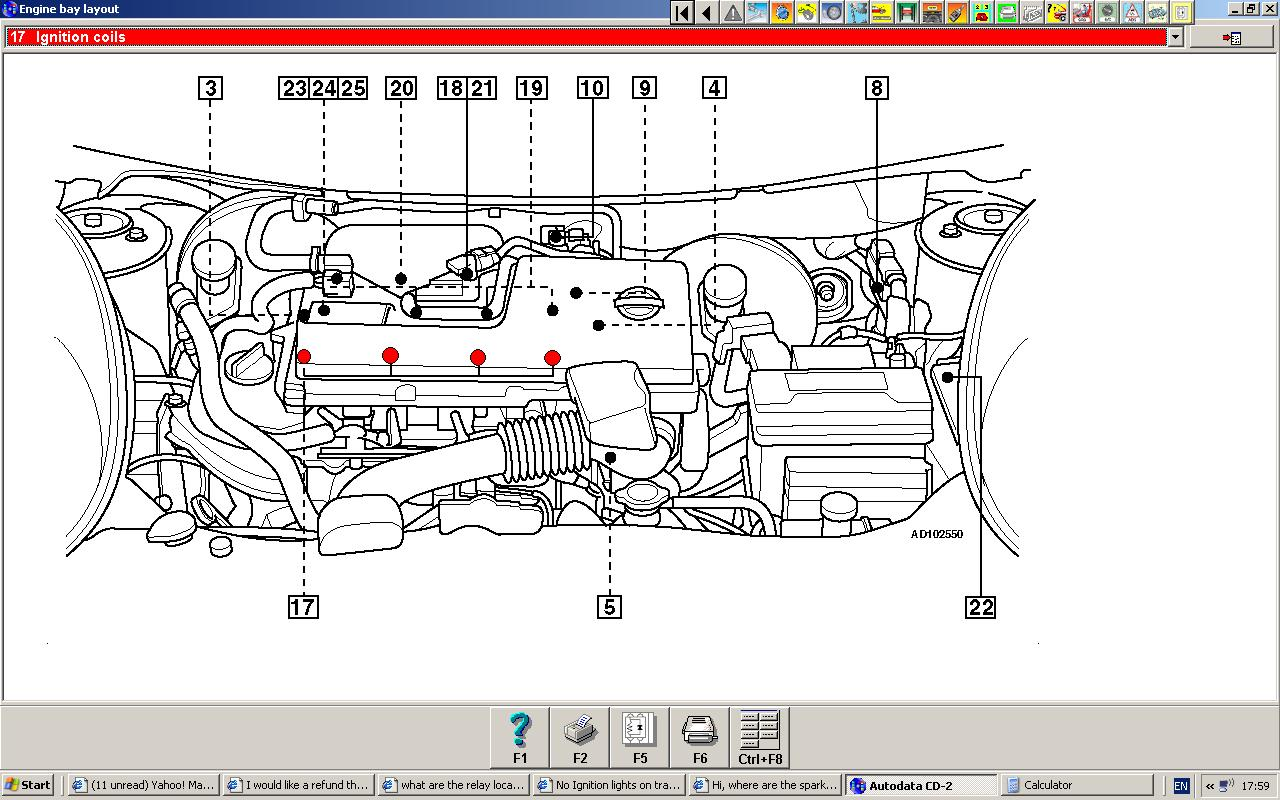 2003 nissan altima oil filter location  2003  free engine