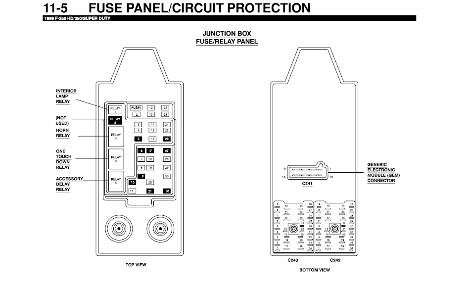 1999 isuzu npr fuse box diagram 1999 wiring diagrams online