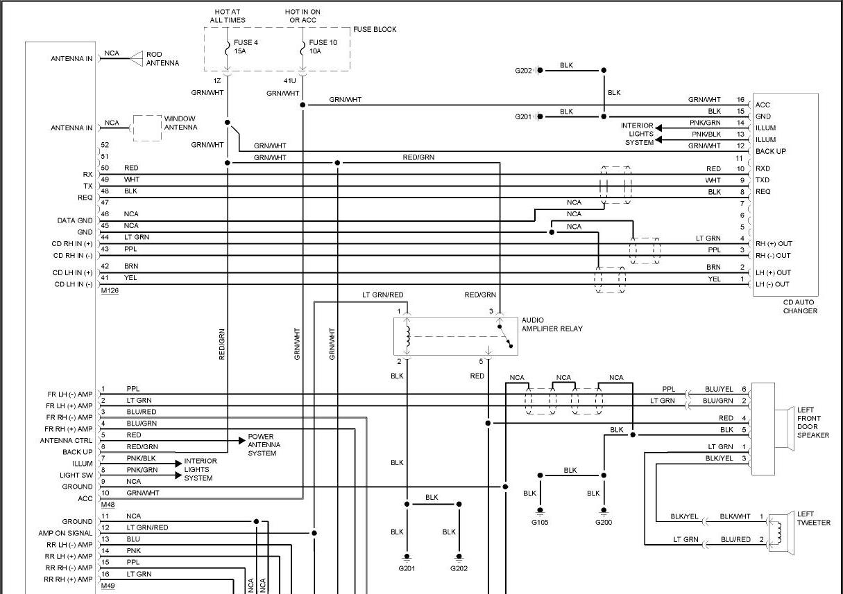 clarion wiring harness diagram solidfonts wiring diagram for clarion car radio image