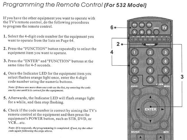 olevia rc ltu remote manual