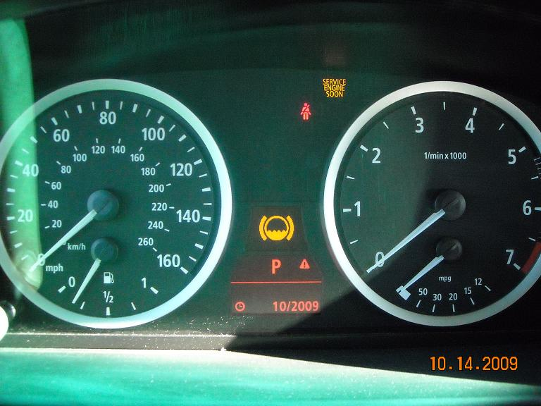 2007 Bmw 550i 67 000 Miles Microfilter Replacement Warning