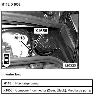 bmw x5 3 0i i have a bmw x5 2001 the abs light on the graphic