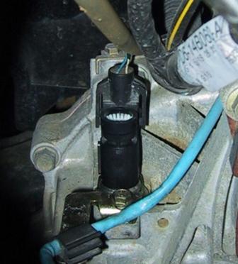 Ford escort 1998 sensor de velocidad