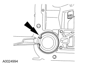 how to replace a snap ring ona 2004 f 150