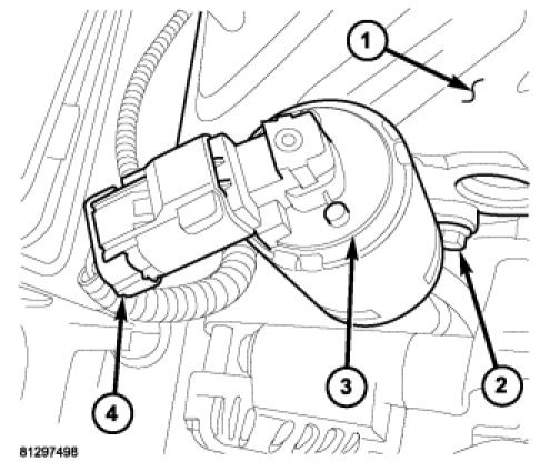 Chrysler 2005 300c 5 7 Egr Valve Location on chrysler 300c hemi 5 7 engine diagram