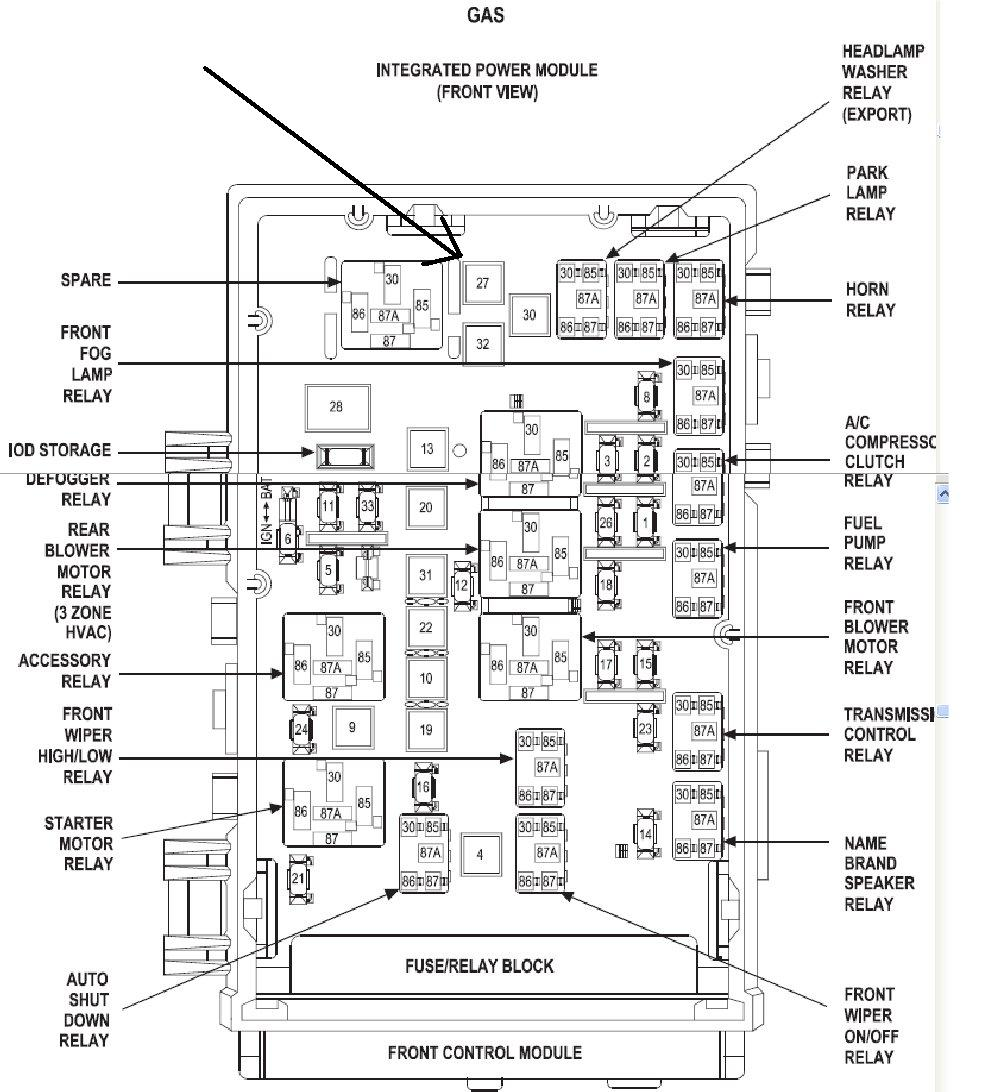 4emu8 2002 Dodge Caravan Se 3 3 Liter V 6 Fuse Box Driver S Side on 1998 Jaguar Xj8 Fuse Box Diagram
