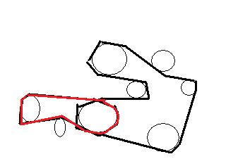 535i belt diagram i need a    belt    routing    diagram    for a 2002 bmw    530i     i need a    belt    routing    diagram    for a 2002 bmw    530i