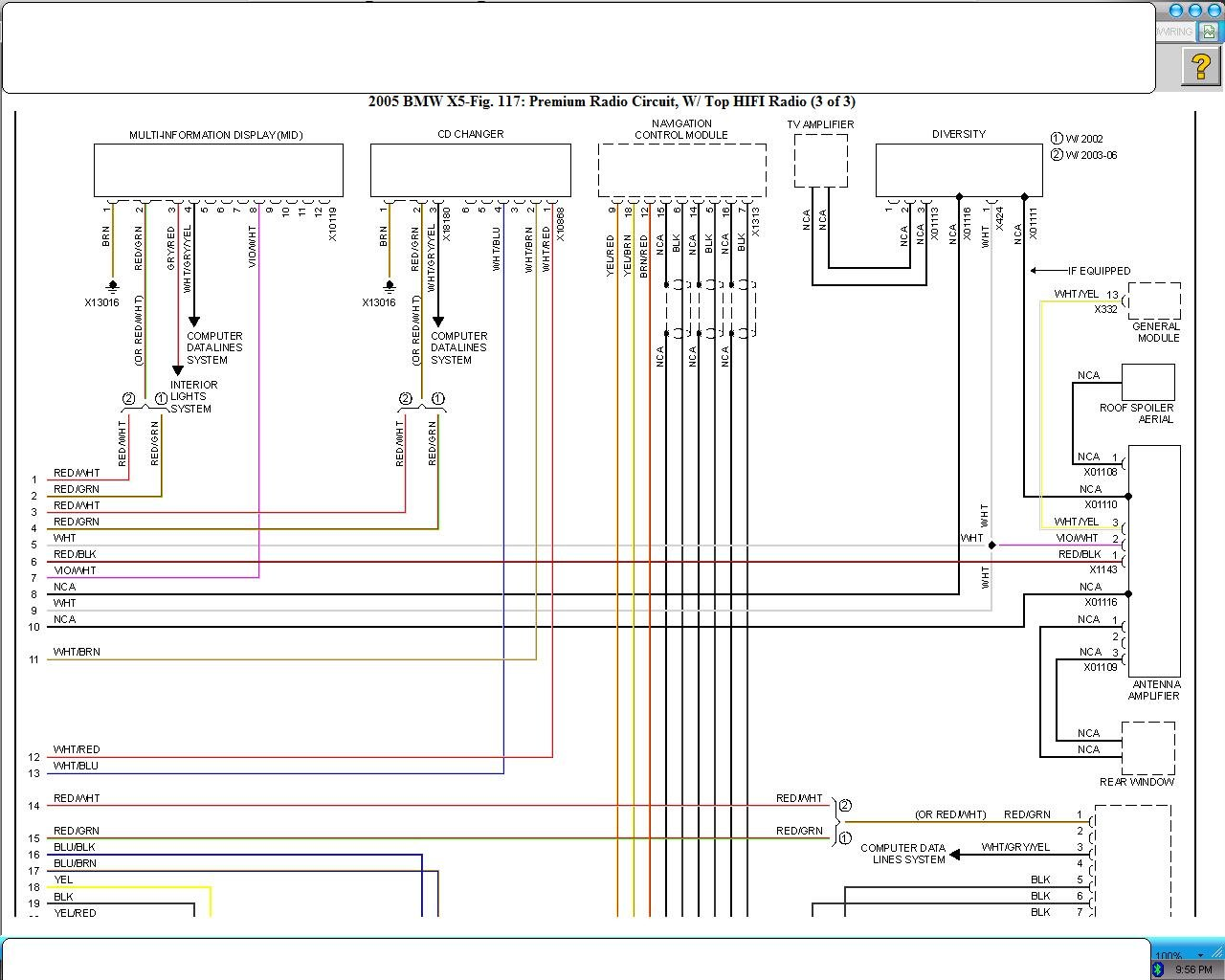 X Of Prt on Bmw E53 Coolant System Diagram