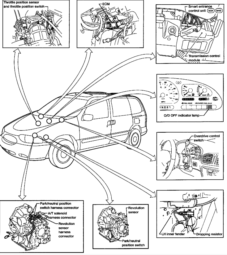 1999 nissan pathfinder engine diagram  1999  get free