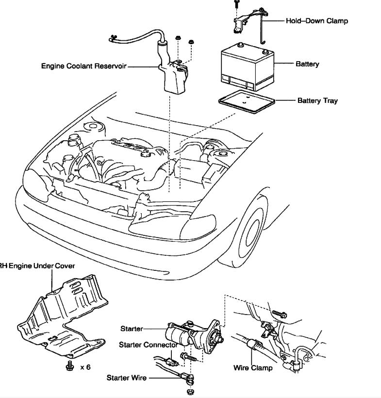 2003 toyota matrix transmission parts