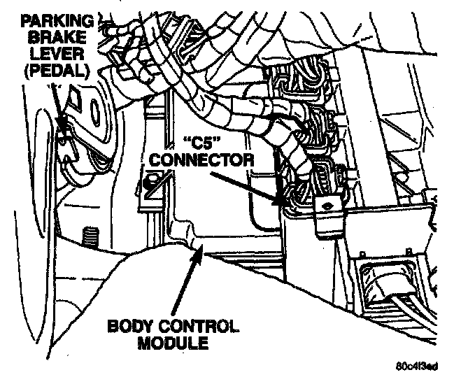 bcm location on 2003 dodge ram  bcm  free engine image for