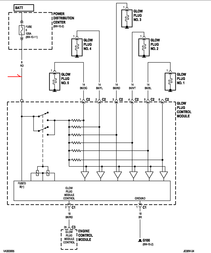 Mercedes Glow Plug Relay Wiring Diagram : Sprinter starter relay wiring diagram get free image
