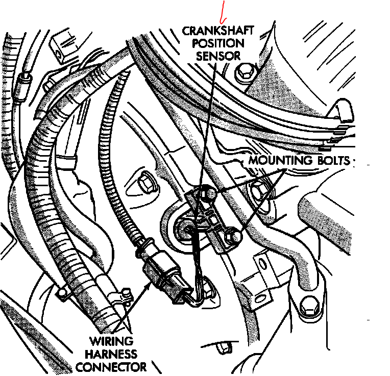 service manual  remove maf sensor on a 1992 dodge ram