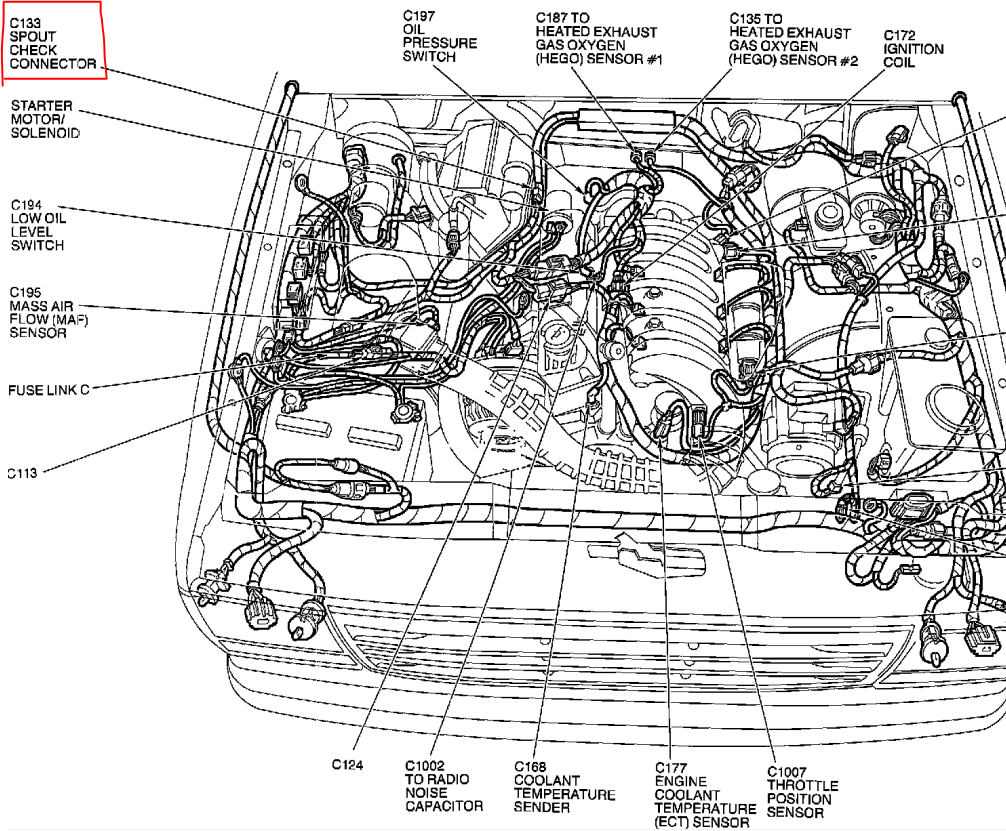 diagram  ford ranger timing marks diagram full version hd quality marks diagram