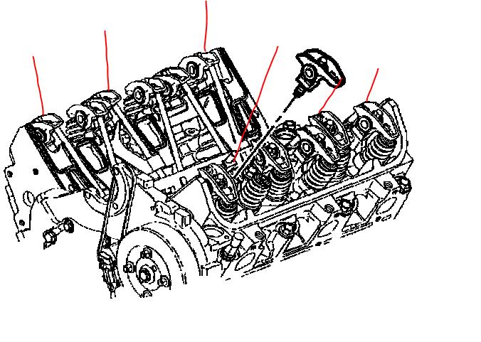 4 3 chevy engine push rod diagram html  4  free engine