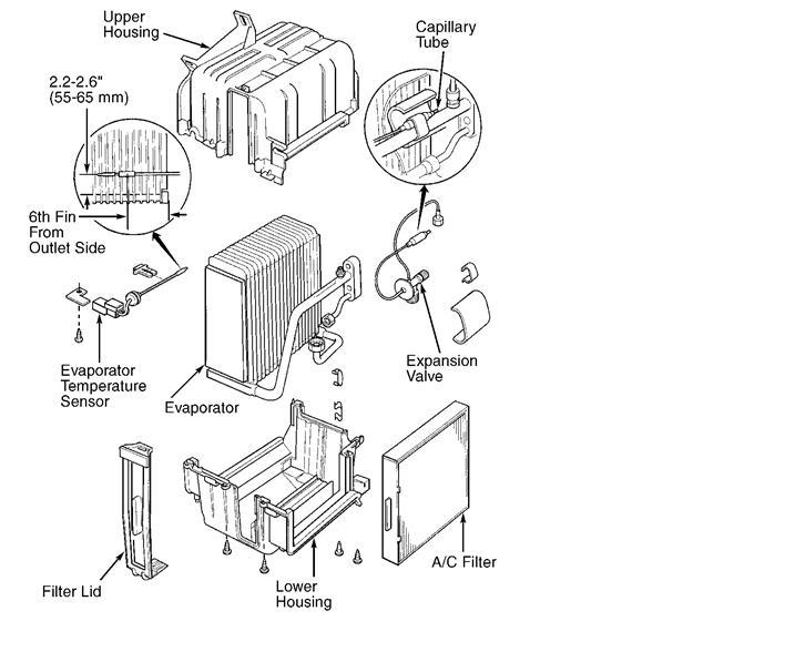 2000 honda cr v tailgate parts diagram  honda  auto wiring
