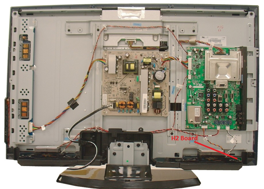 How To Replace Remote Sensor In Sony Kdl 32l5000 Thanks  Paul